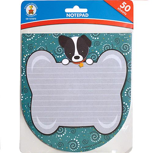 Wholesale 50CT HOT DIGGITY DOGS NOTEPAD