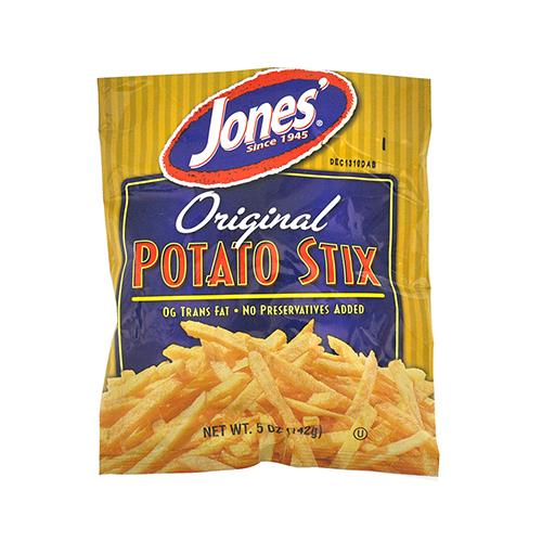 Wholesale EXP 8/27/2017 -Jones Original Potato Stix
