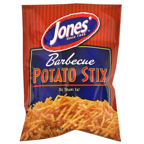 Wholesale Jones Barbecue Potato Stix