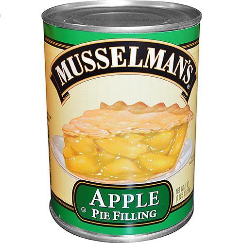 Wholesale Mussleman's Apple Pie Filling