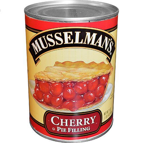 Wholesale Mussleman's Cherry Pie Filling