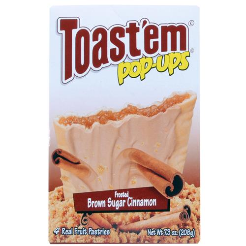 Wholesale Toast'em Pastry Tart Brown Sugar & Cinnamon