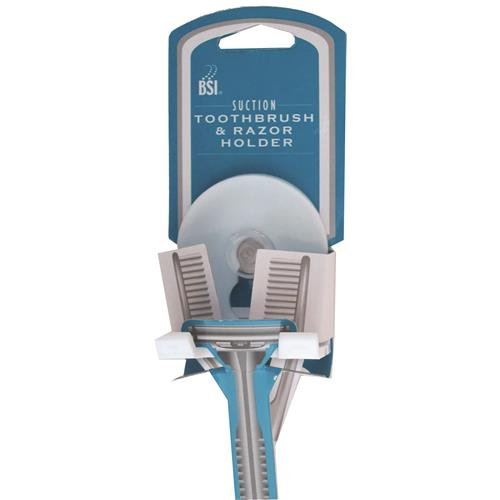 Wholesale Suction Razor Holder -White