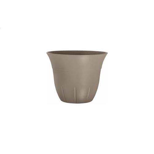 "Wholesale 16""  BELL PLANTER JAVA BROWN"