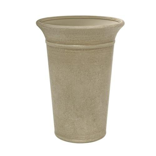 "Wholesale 16"" PLANTER FAUX STONE 21"" TAL"