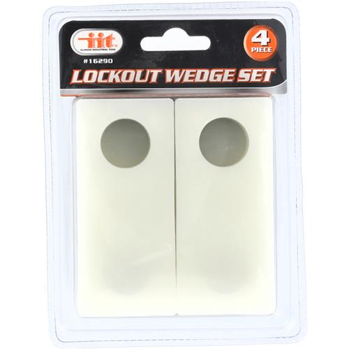 Wholesale Lockout Wedge Set 4pc