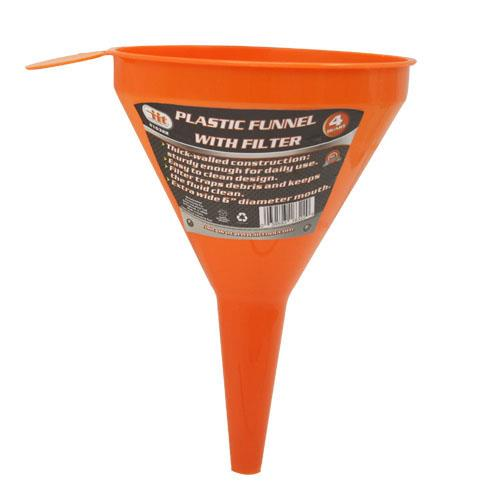 "Wholesale 6"" DIAMETER FUNNEL WITH FILTER"