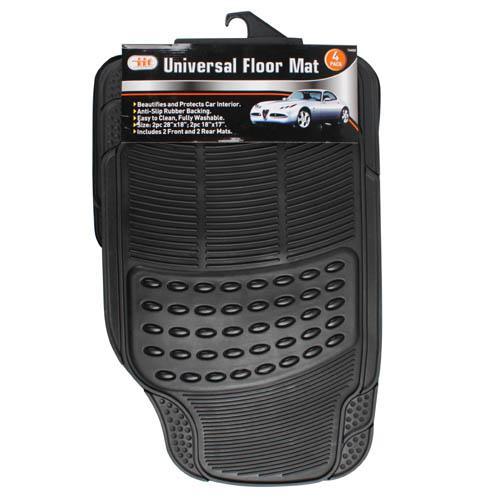 Wholesale 4-Piece Universal Floor Mat