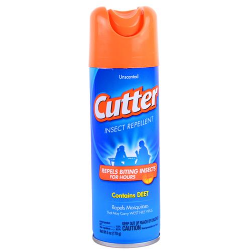 Wholesale Cutter Unscented Insect Repellent Aero Spray