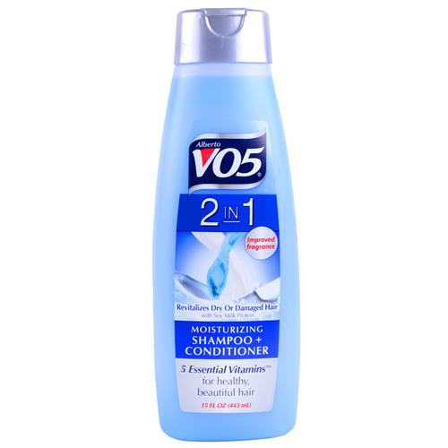 Wholesale VO5 Shampooo & Conditioner 2-In-1 Moisturizing
