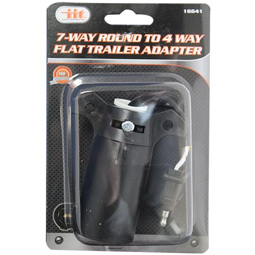 Wholesale 7 WAY RV TO 4 FLAT TRAILER ADAPTER