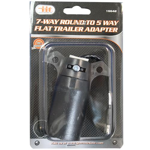 Wholesale 7 WAY RV TO 5 FLAT TRAILER ADAPTER
