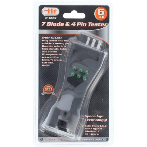 Wholesale 7 Blade & 4 Pin Tester