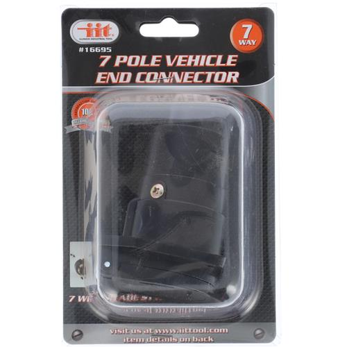 Wholesale 7 Pole Vehicle End Connector