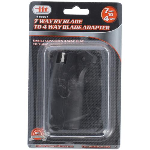 Wholesale 7 Way RV Blade to 4 Way Blade Adapter