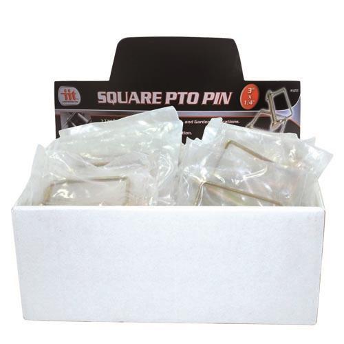"""Wholesale 3"""" x 1/4"""" SQUARE PTO PIN"""