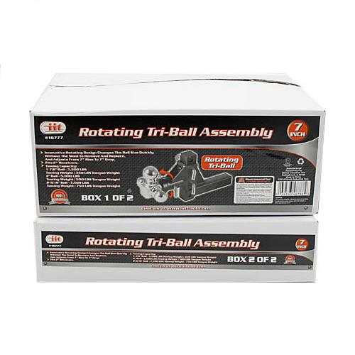 Wholesale ROTATING TRI-BALL ASSEMBLY