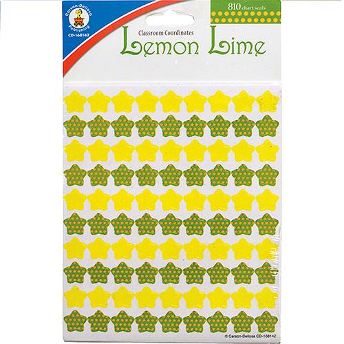 Wholesale 810CT CHART SEAL STICKERS LEMO