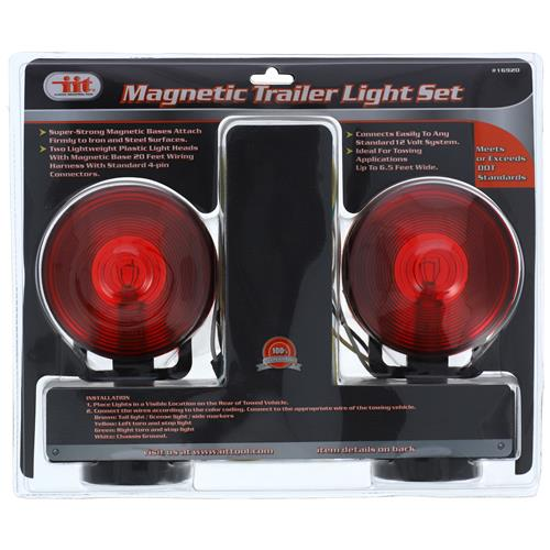 Wholesale Magnetic Trailer Light Set