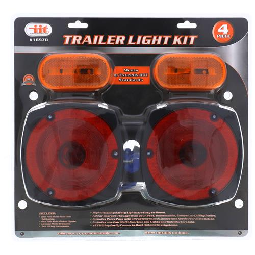 Wholesale Trailer Light Kit