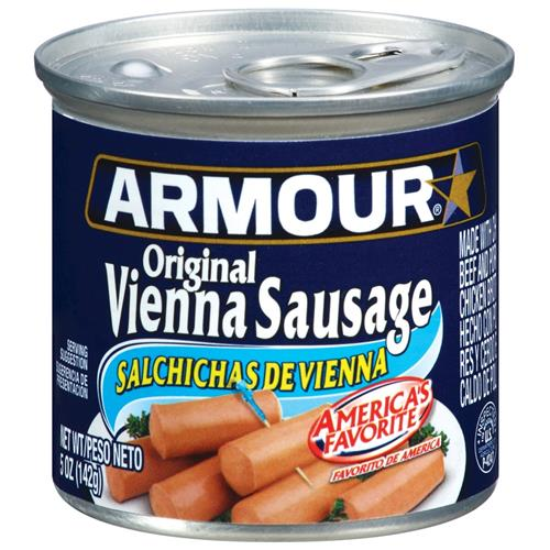Wholesale Armour Vienna Sausage