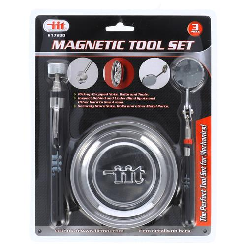 Wholesale 3PC Magnetic Tool Set