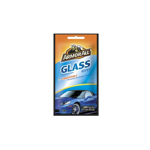 Wholesale 2CT ARMOR ALL GLASS WIPES