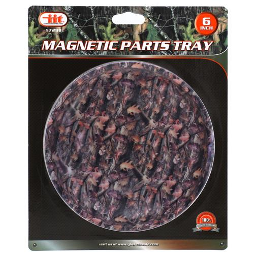 """Wholesale 6"""" CAMO MAGNETIC PARTS TRAY"""