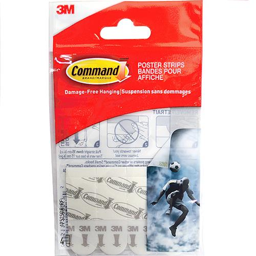 Wholesale 4PK 3M COMMAND POSTER STRIPS