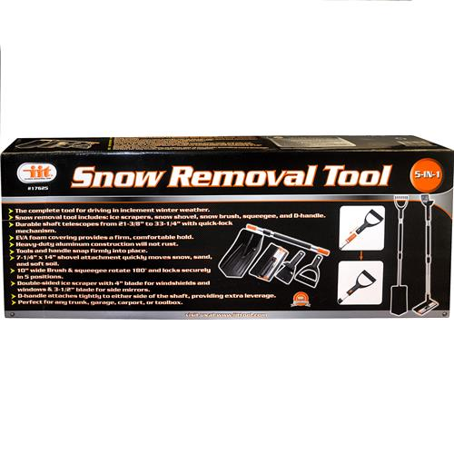 Wholesale 5-in-1 SNOW REMOVAL TOOL