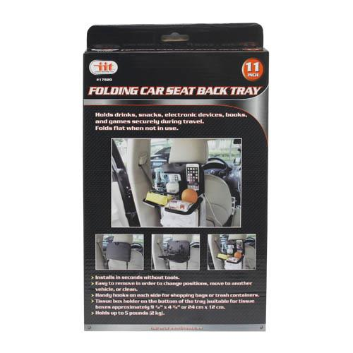 Wholesale CAR SEAT BACK TRAY