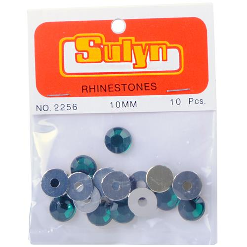 Wholesale 10 Piece Rhinestones 10 MM