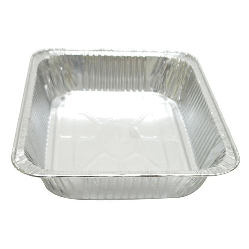 "Wholesale Foil Roast Pan 1/2 Size Deep - 12.75"""""""" x 10.38"""""""" x"