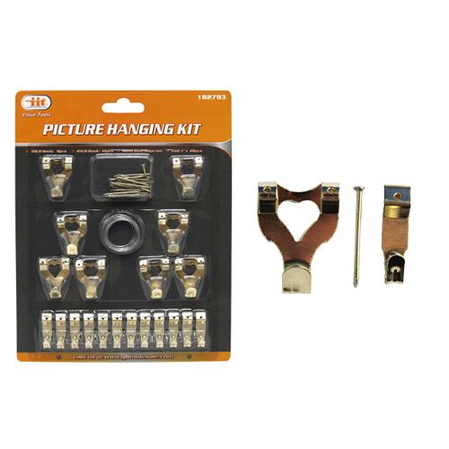 Wholesale 49PC PICTURE  HANGING KIT