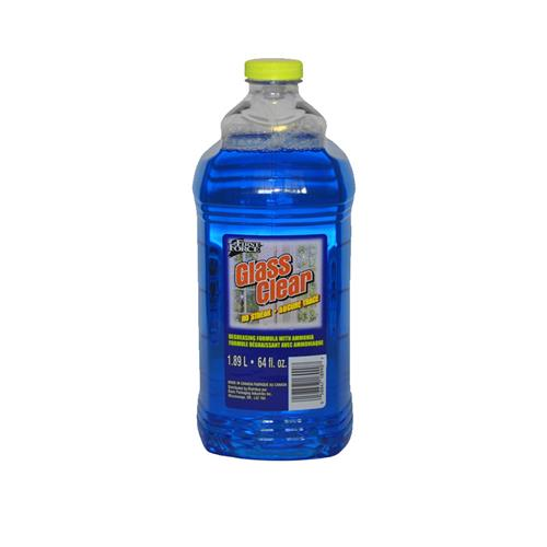 Wholesale Blue Glass Cleaner w/Ammonia Refill