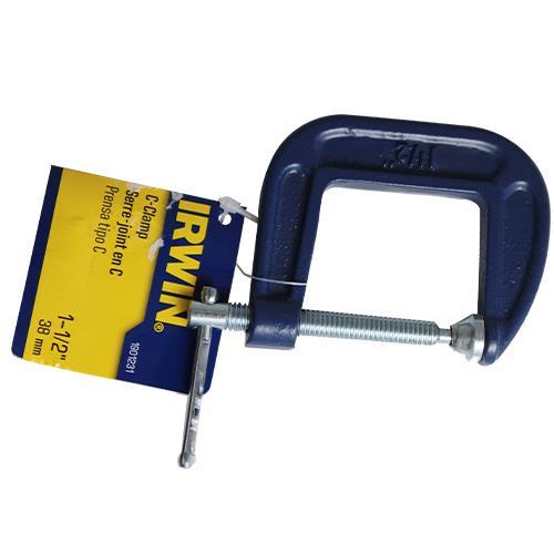 """Wholesale IRWIN 1-1/2"""" C CLAMP"""