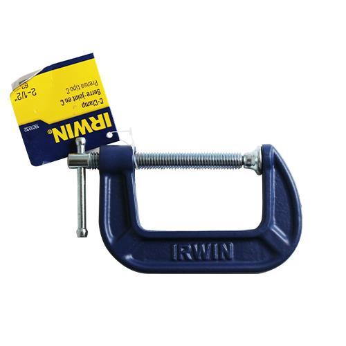 """Wholesale IRWIN 2-1/2"""" C CLAMP"""