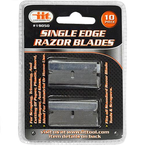 Wholesale 10PC Single Edge Razor Blades