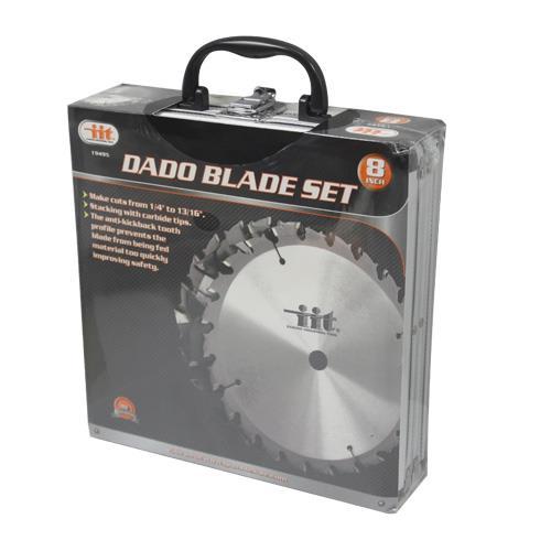"Wholesale 8"" DADO BLADE SET"