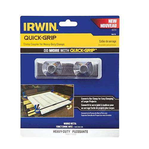 Wholesale IRWIN QUICK GRIP BAR CLAMP COUPLAR