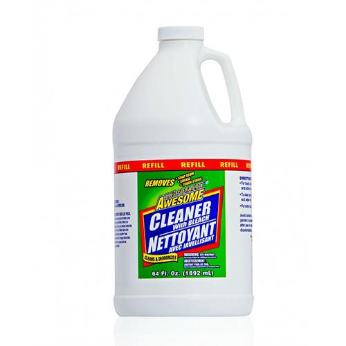 Wholesale 64oz Awesome Cleaner w/ Bleach Refill
