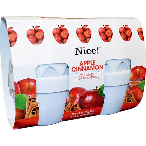Wholesale 2pk Room Scents-Apple Cinnamon