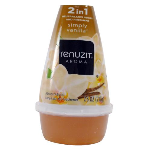 Wholesale Renuzit Air Freshener Adjustable Singles Simply Vanilla
