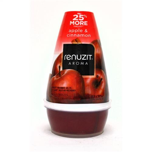 Wholesale Renuzit Air Freshener Adjustable Singles Apple & Cinnamon
