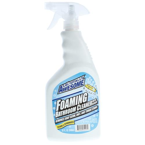 Wholesale 32 oz Awesome Foaming Bathroom Cleaner