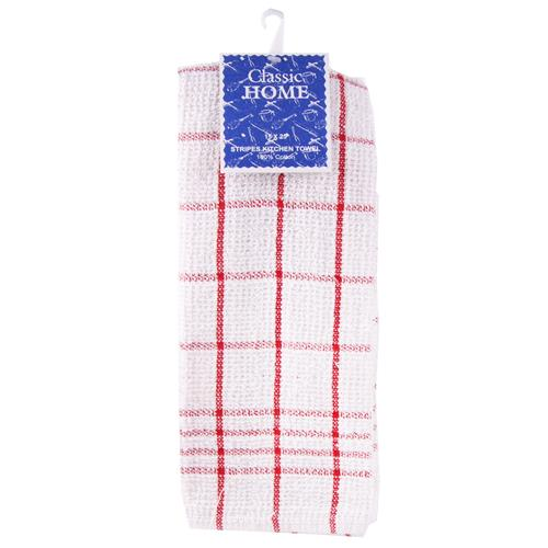"Wholesale Terry Kitchen Towels Assorted 15"" x 25"""
