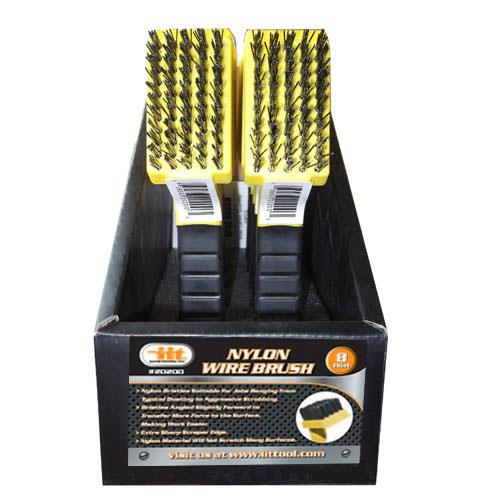"Wholesale 8"""" Nylon Wide Brush"