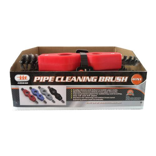 Wholesale 4 IN 1 Pipe Cleaning Brush