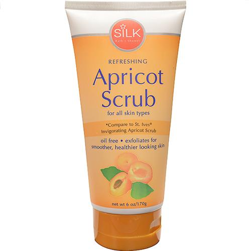 Wholesale Silk Refreshing Apricot Scrub All Skin Types (St.