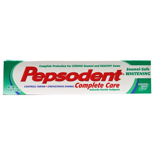 Wholesale Pepsodent Enamel-Safe Whitening Toothpaste Mint